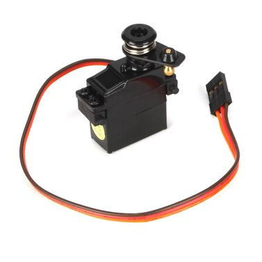 Losi MS20DSL Servo with Saver & Long Lead: Mini-DT