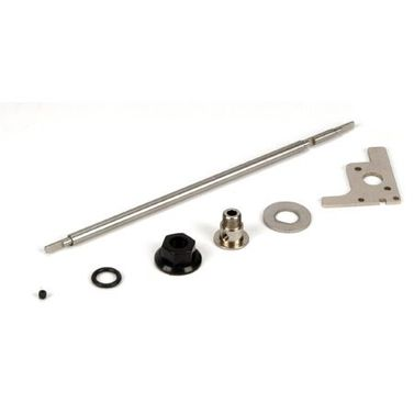 Losi Main Drive Shaft & Spring: Micro SCT, Rally