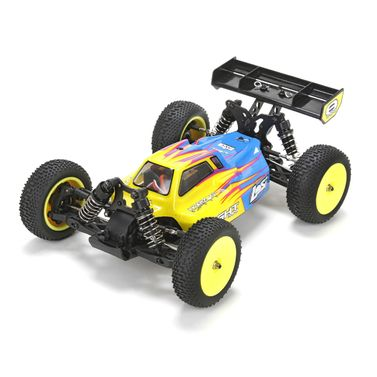 Losi Mini 8RTR, AVC 1/14 4WD Buggy Blue IN