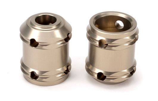 Losi Pinion Coupler Set, Aluminum Hard Anodized (2): 5T