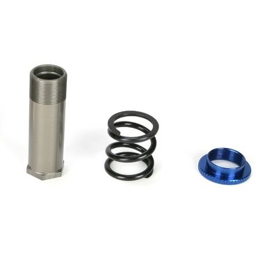 Losi Servo Saver Tube, Spring & Adjuster: 5TT