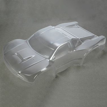Losi XXX-SCT Body, Clear