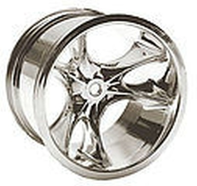 Monster Clawz chrome Felgen Std RPM