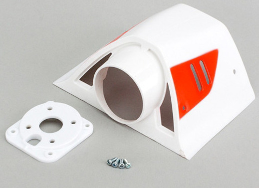 Motor mount and cover Icon A5