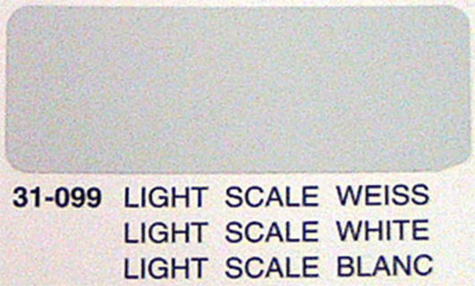 Oralight Scale weiß