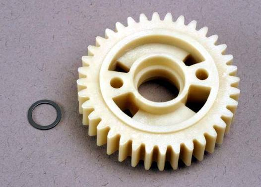 Output gear, 36-T 1st speed/ (6x8x0.5TW)