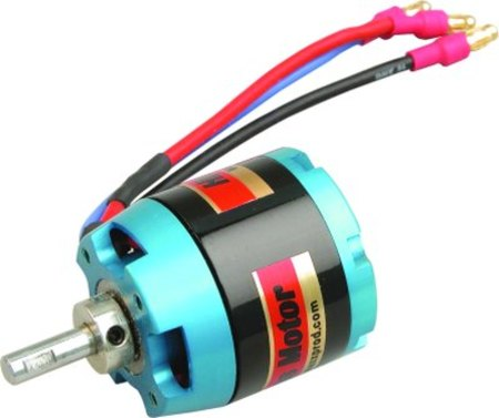 Outrunner E-Motor Himax C 3516-1130 w. accessories