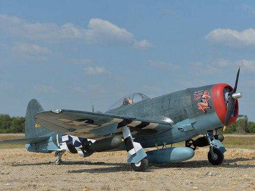 P-47 Thunderbolt 2075 mm ARF