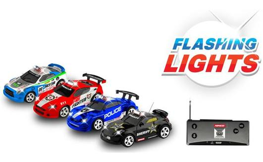 PARKRACERS FLASH LIGHTS