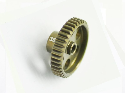 PINION GEAR  48P 38T 7075 HARD