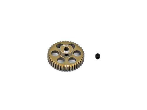 PINION GEAR  48P 41T 7075 HARD