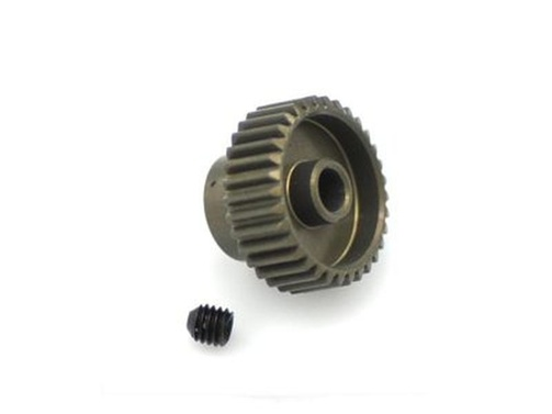 PINION GEAR  64P 34T 7075 HARD