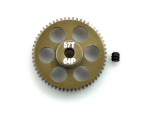 PINION GEAR  64P 57T 7075 HARD