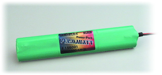 Permabatt NiMH battery 1800 Royal