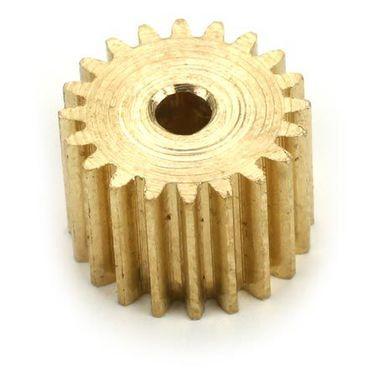 Pinion Gear&#x3B; 20T 0.4 Module 2mm ID