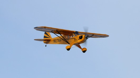 Piper Clipped Wing J-3 Cub 250 - 780 mm ARF E-Flite