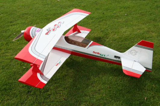 PittS 12 Python 50E Weiss/Rot