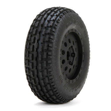 Premounted Eclipse Rib Tires/Wheels (2) XXX-SCB