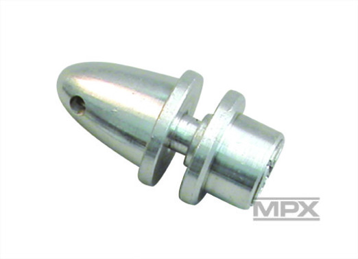 Prop driver motor shaft 2.3 mm prop shaft 6 mm
