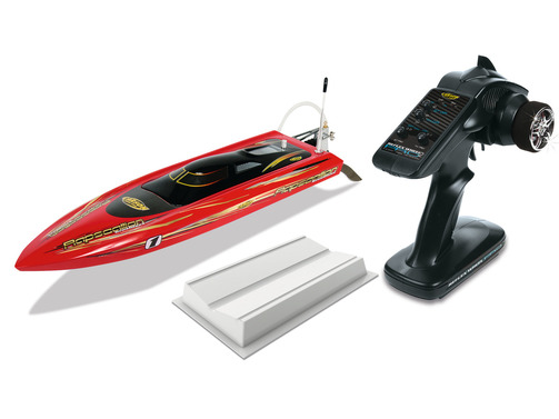 RC-Boot RAPSCALLION BL RTR