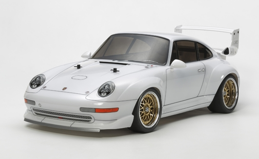 RC Porsche 911GT2 Club Sport 1:10 Kit