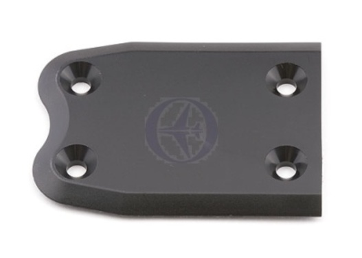 RC8 Skid Plate