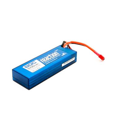 Reaction 7.4V 5700mAh 2S 80C LiPo, Hardcase: Deans