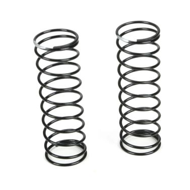 Rear Shock Spring, 3.4 Rate, Silver
