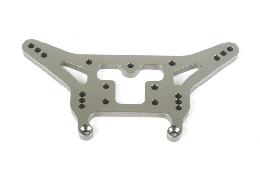 Rear Shock Tower Plate Aluminum