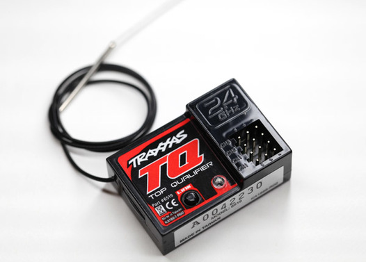 Receiver, micro, TQ 2.4GHz (3-channel)