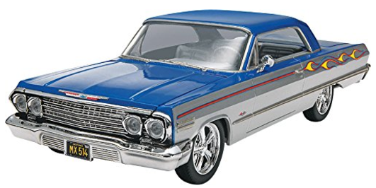 Revell 63 Chevy Impala SS 2N1