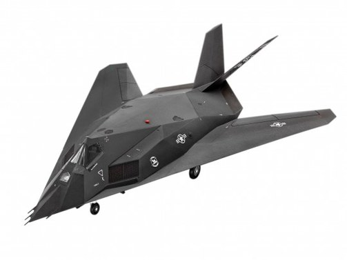 Revell F-117A Nighthawk Stealth Fighter