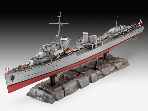 Revell German Destroyer Type 1936