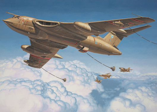 Revell Handley Page Victor K.2