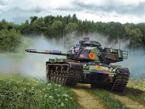 Revell M60 A3