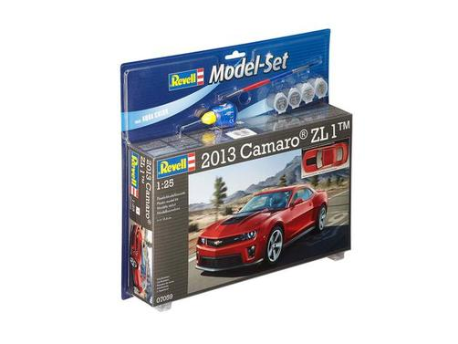 Revell Model Set 2013 Camaro ZL-1