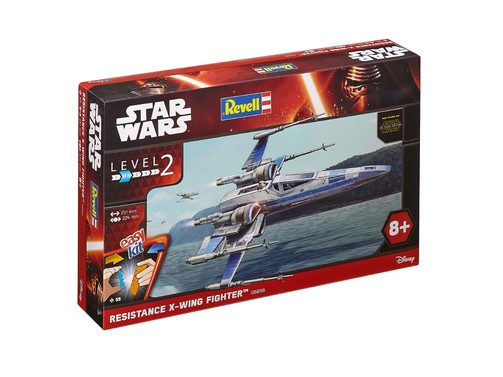 Revell Resistance X-Wing Fighter