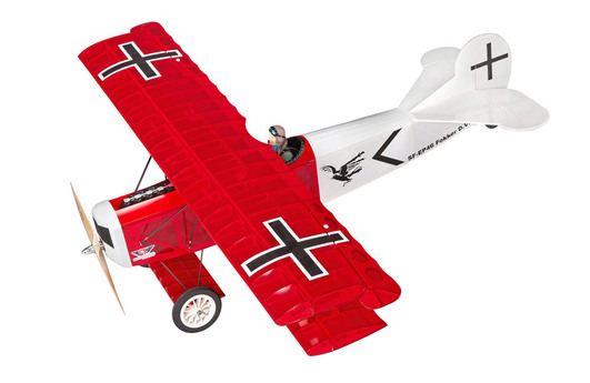 SFM Fokker DVII EP 1200 mm Kit