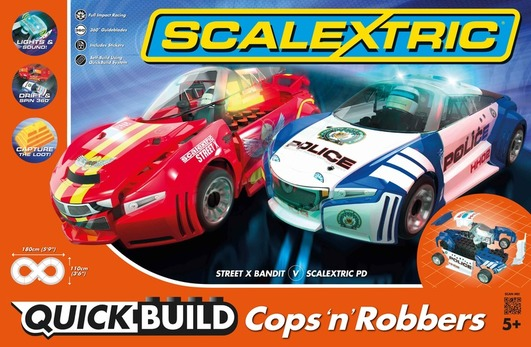 Scalextric Cops N Robbers Qui