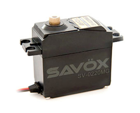 Servo Savöx SV-0220MG Digital Coreless HV
