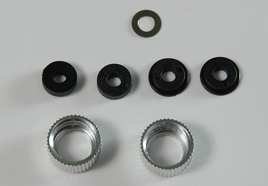 Shock Lower Caps 2sets