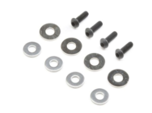 Shock Washer, Screw (4): 8X