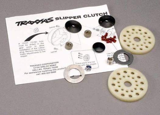 Slipper clutch set (complete)