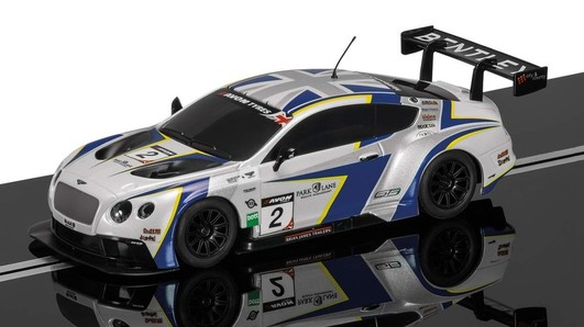 Slotcar 1:32 Bentley Continental GT3
