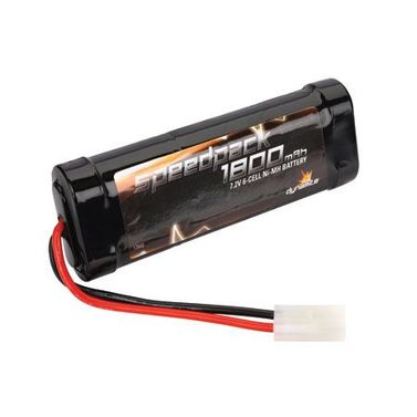 Speed Pack 1800mAh NiMH 6 Cell Flat
