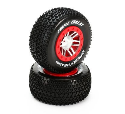 Speedtreads Triple Threat SC MNTD SLHR4X4FRECX(2)