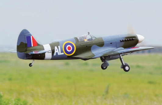 Spitfire IX 2000 mm ARF Black Horse