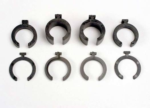 Spring pre-load spacers: 1mm (4)/ 2mm (2)/ 4mm (2)/ 8mm (2)