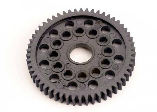 Spur gear (54-tooth) (32-pitch) w/bushing