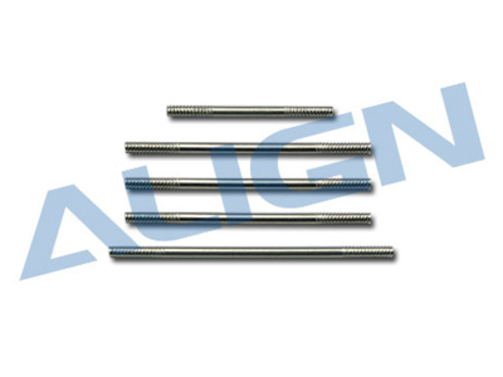 Stainless Steel Linkage Rod for T-Rex 450 Sport